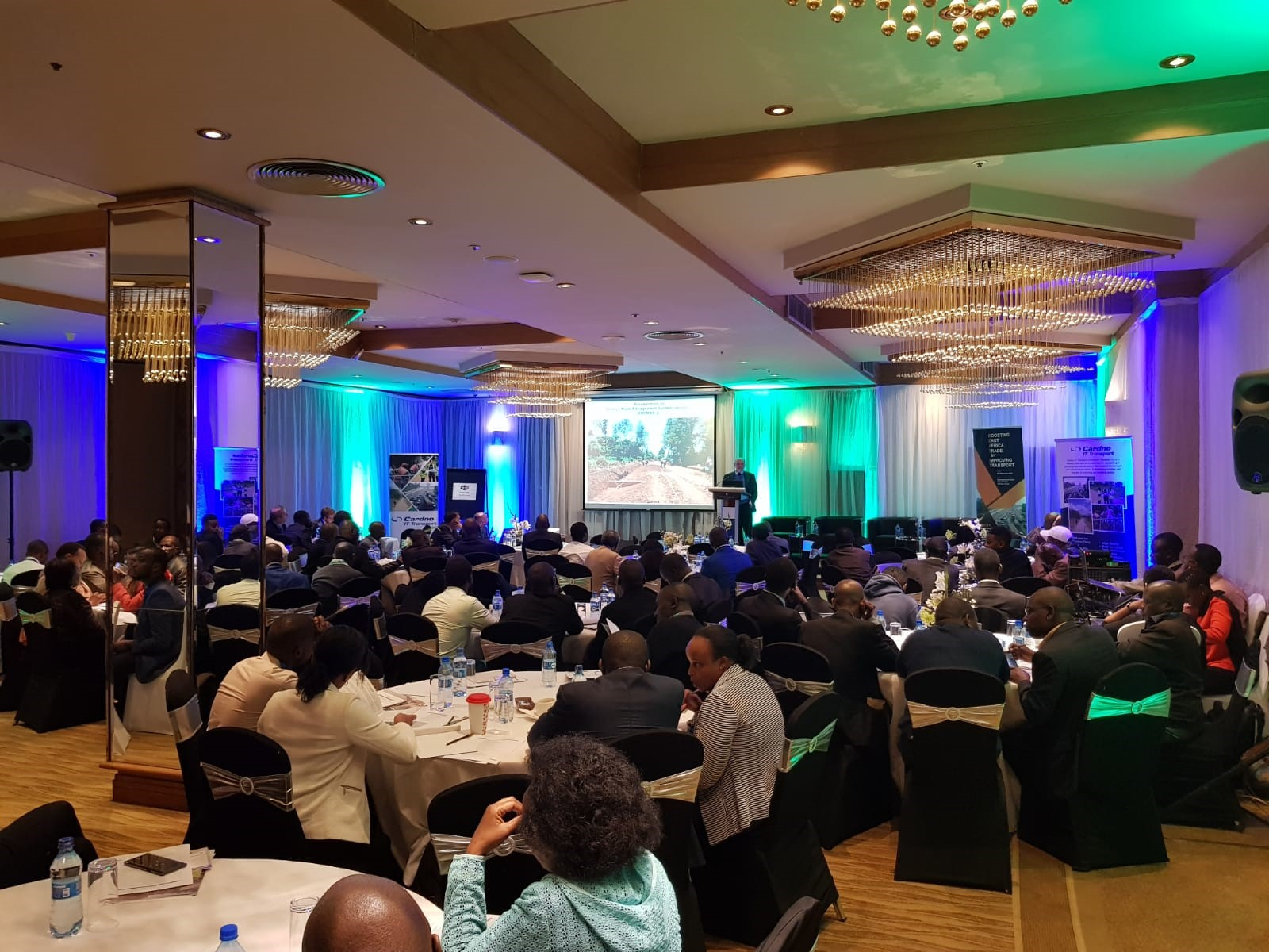 1st Boosting East Africa Trade by Improving Transport (BEAT IT) Conference