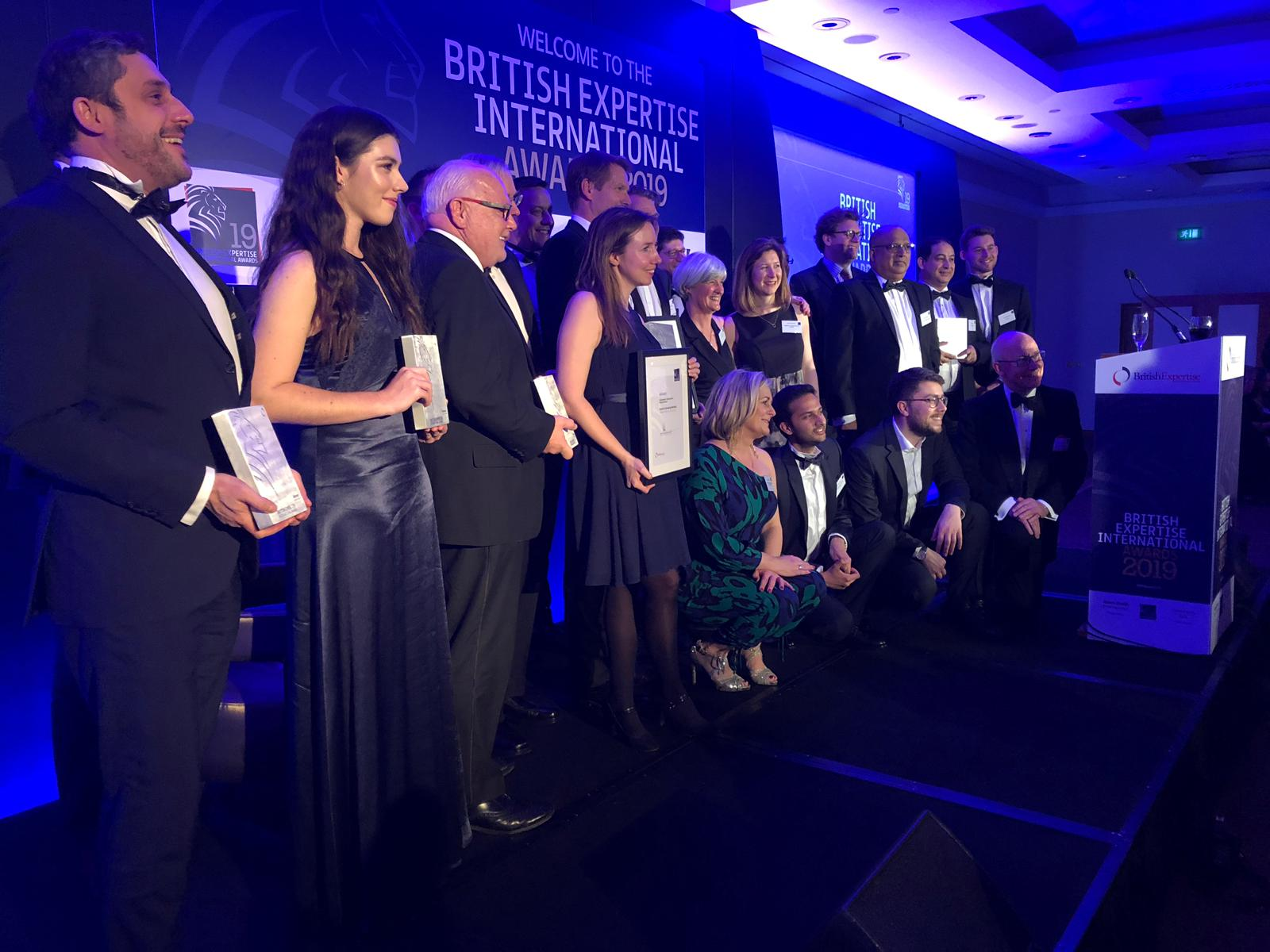 British Expertise International Awards – Winners!