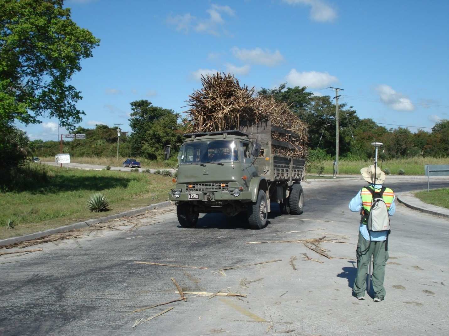 Institutional Strengthening Study for Management and Maintenance of Public Roads in Belize
