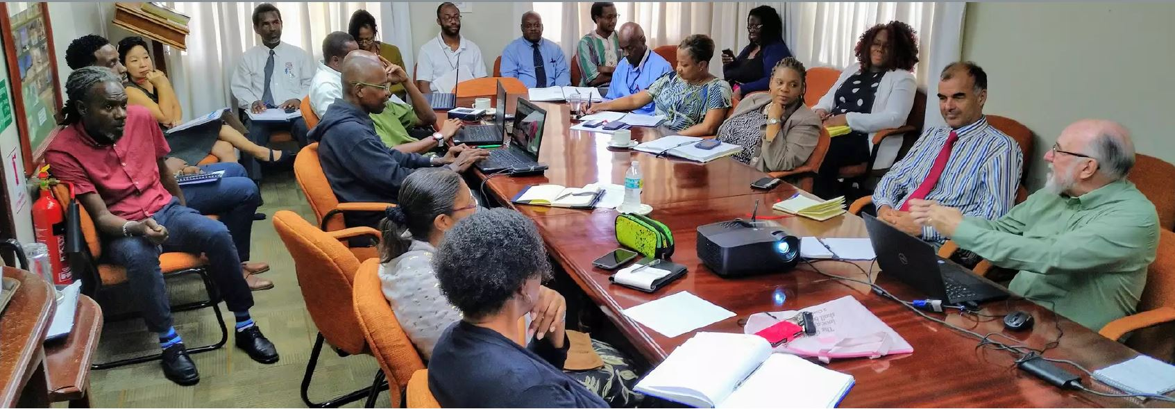 Prioritisation of Interventions for the Ministry of Transport, Works and Maintenance (MTWM)