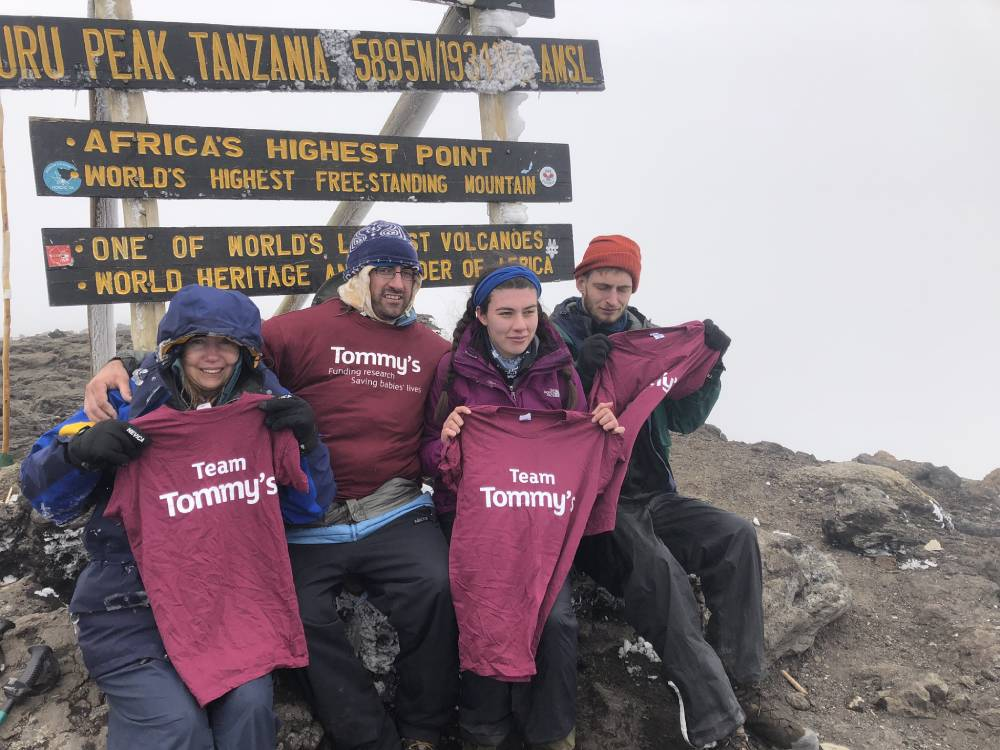 Kilimanjaro Climb!