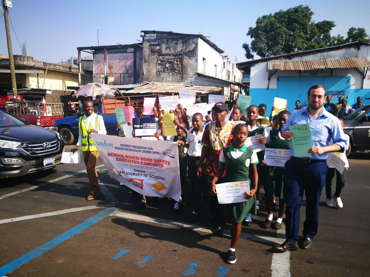 Development of a Road Safety Action Plan for Liberia 2018 to 2021