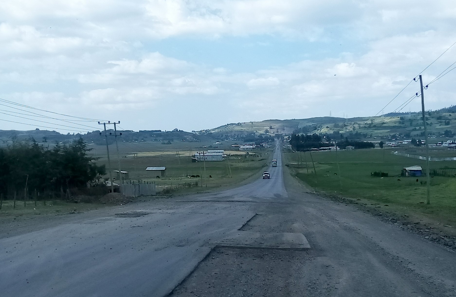 Piloting of Enhanced Enforcement of Road Safety and Post – Crash Care in Ethiopia